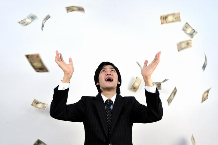 ブログで月30万円ウッハウハ!